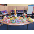 Some of the Year 4 Easter Bonnet Entries!