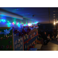 Chirstmas in Wolsey House at night!