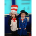 The Cat in the Hat & Mary Poppins