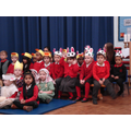 Reception Christmas Concert and Nativity