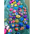 Isla Stones remind us to stay positive and be kind to others.