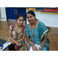 Mrs Patel and Mra Kara