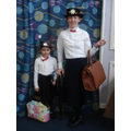 Two Mary Poppins