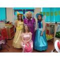 Four Kind, Glamorous Fairies