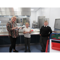 Opportunity to sample school meals