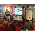 University of Leicester Students teaching languages