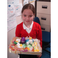 Examples of Year 4 Easter Basket Competition