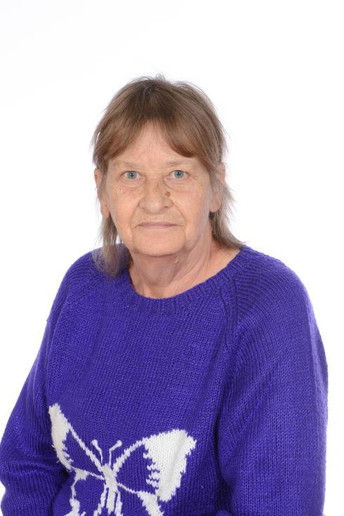 Carole Duffy, Lunchtime Supervisor