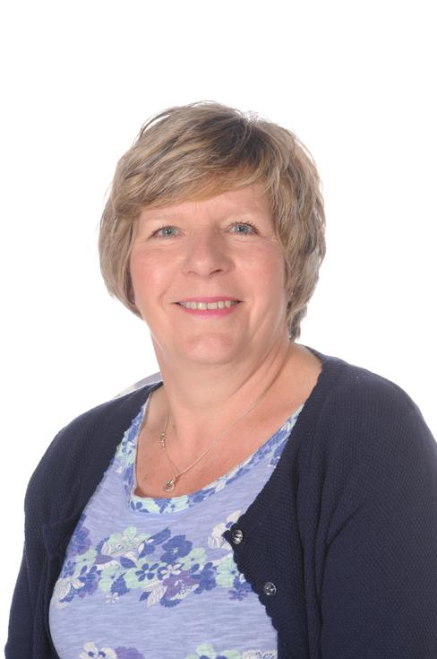 Theresa Gray, Admin Support