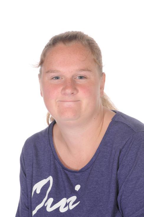 Susan Warner, Caterlink Catering Assistant & Lunchtime Supervisor