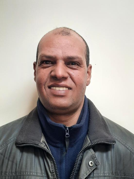 Rady Morsi, Cleaner & Relief Caretaker