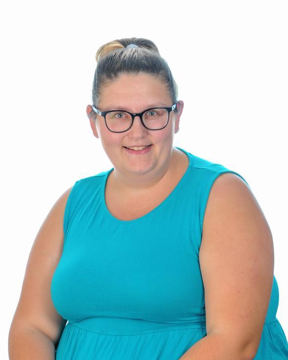 Kerrie Hannon, Childcare Coordinator