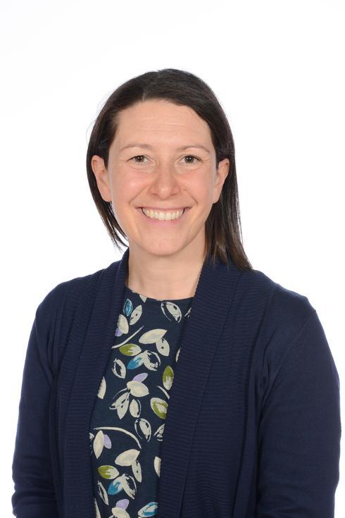 Megan Carberry, Butterflies Reception Teacher