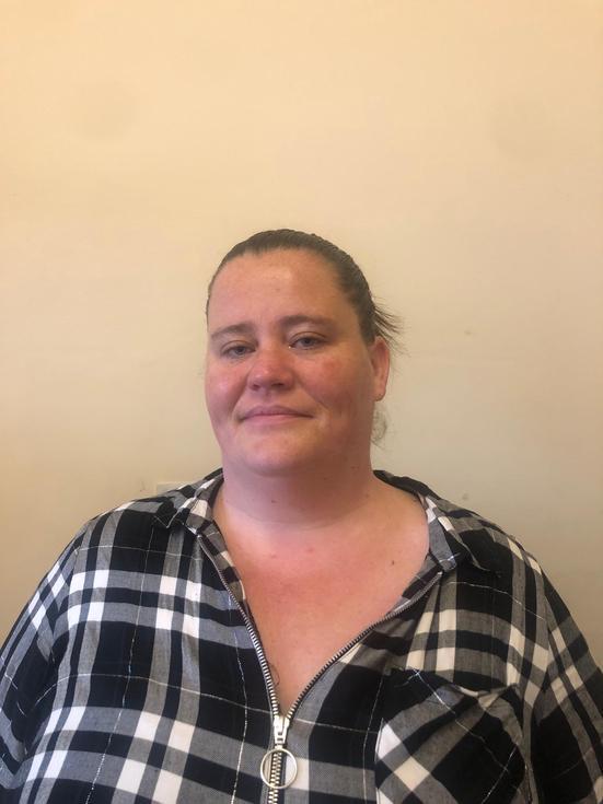 Helen Wells, Caterlink Catering Supervisor
