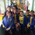 The tag rugby team from owls