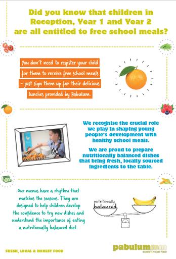 Free School Meals Information