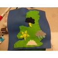 Year 3 Weather Maps