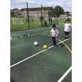 PE lessons