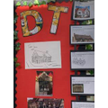 Display in a Classroom