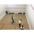 Squash taster session