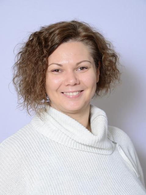 Mrs Agnes Zywiec - 1:1 SEN Support