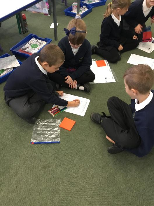 We explored addition and subtraciton using base 10.
