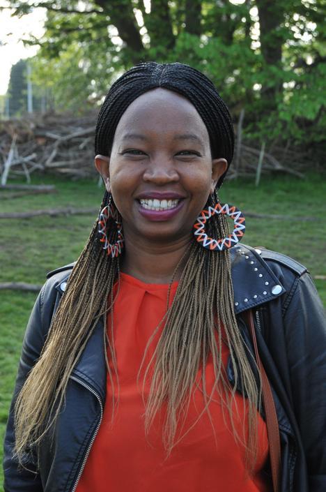 Peninah Sharpe - parent governor