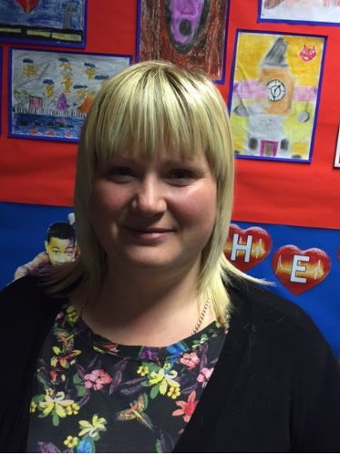 Jo Dronfield Parent Governor
