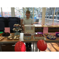 Badgers' Cake Stall