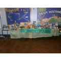 Food donations for our Harvest Festival