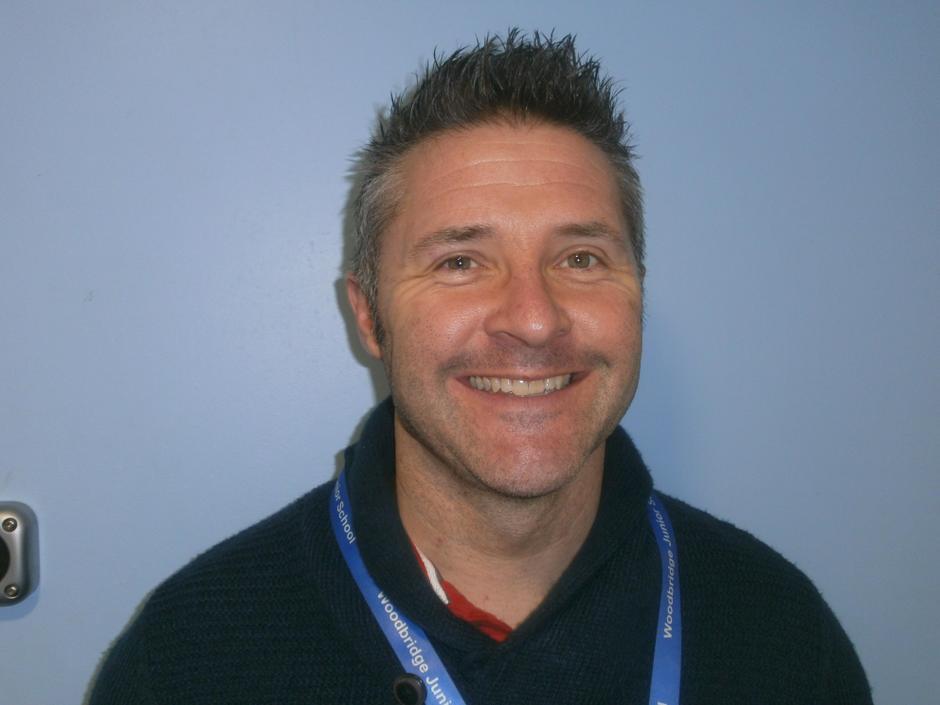 Mr Rowe Teacher