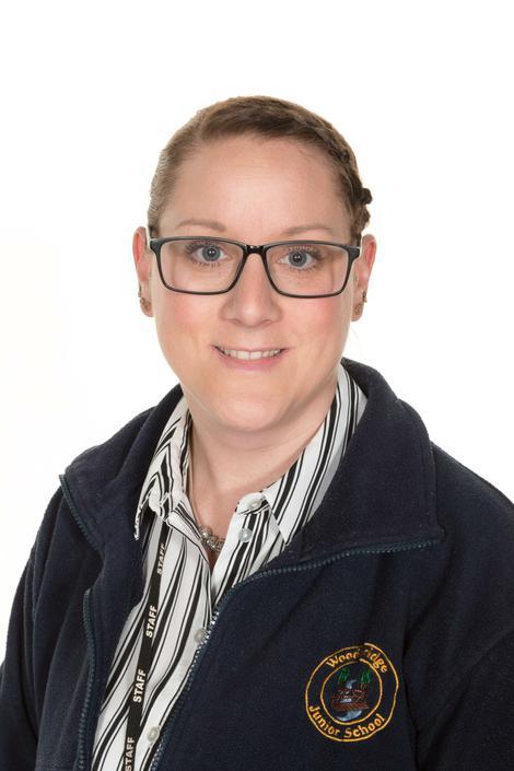 Kerry Clarke  Teaching Assistant, Sports Lead