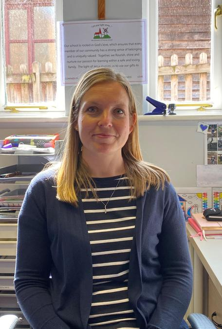 Mrs Dawes, Acting Head of School, DSL