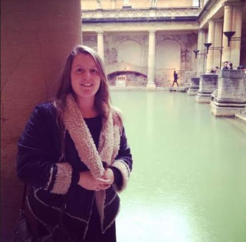 Roman Baths, Bath Somerset