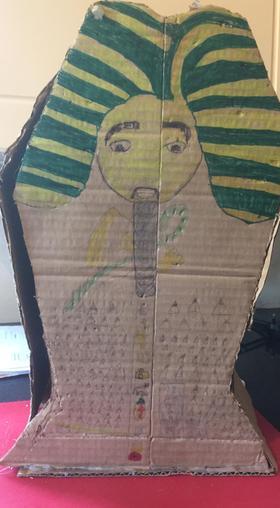 Nur Aldin's Sarcophagus
