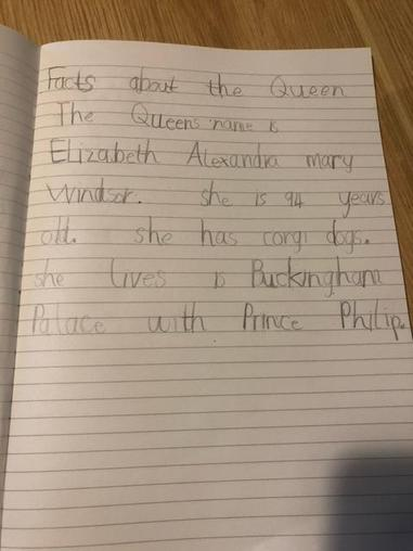 Facts about the queen.