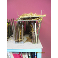 We have been building Anglo Saxon houses.