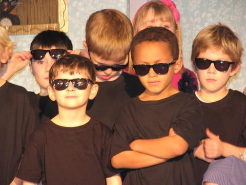 Baboushka Bodyguards
