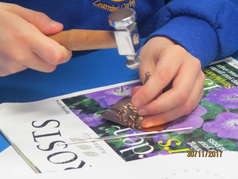 See more photos in our class gallery.
