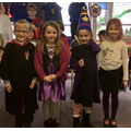 Witches, Wizards and Fairies