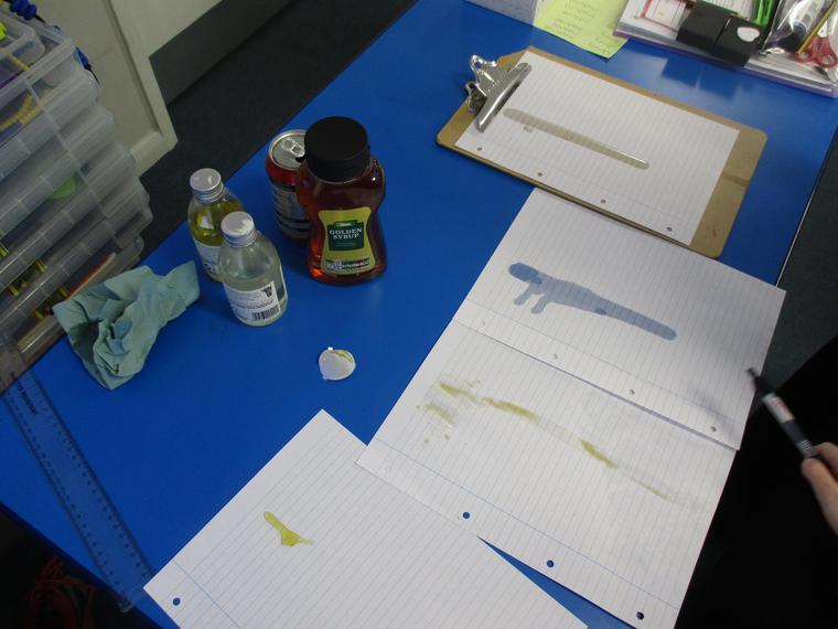 Investigating viscosity of liquids