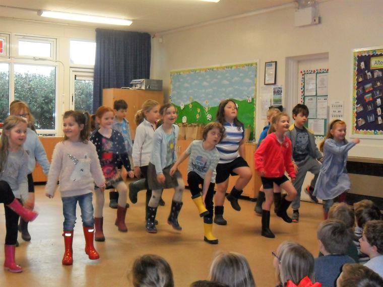 Beech - South African Gum Boot Dance
