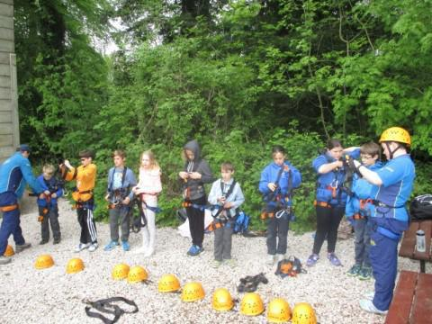 Abseiling – safety first