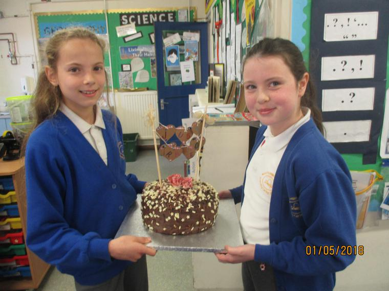 Maple Class have been very excited to celebrate!