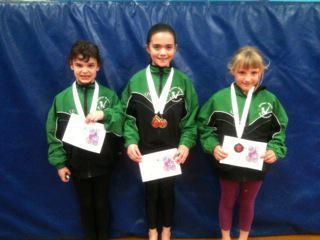 Achievement in Gymnastics