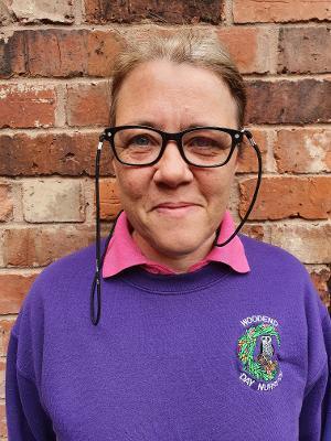 Sally Steer- Nursery Nurse