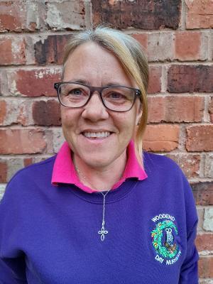 Sally Steer - Nursery Nurse