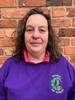 Sally Lingley - Nursery Nurse