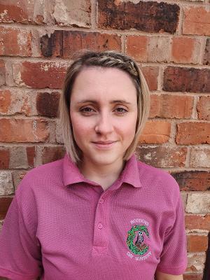 Jade King- School Club Leader