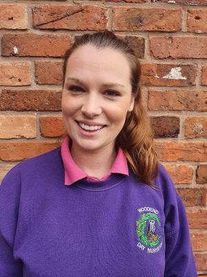 Louise Brererton - Nursery Nurse